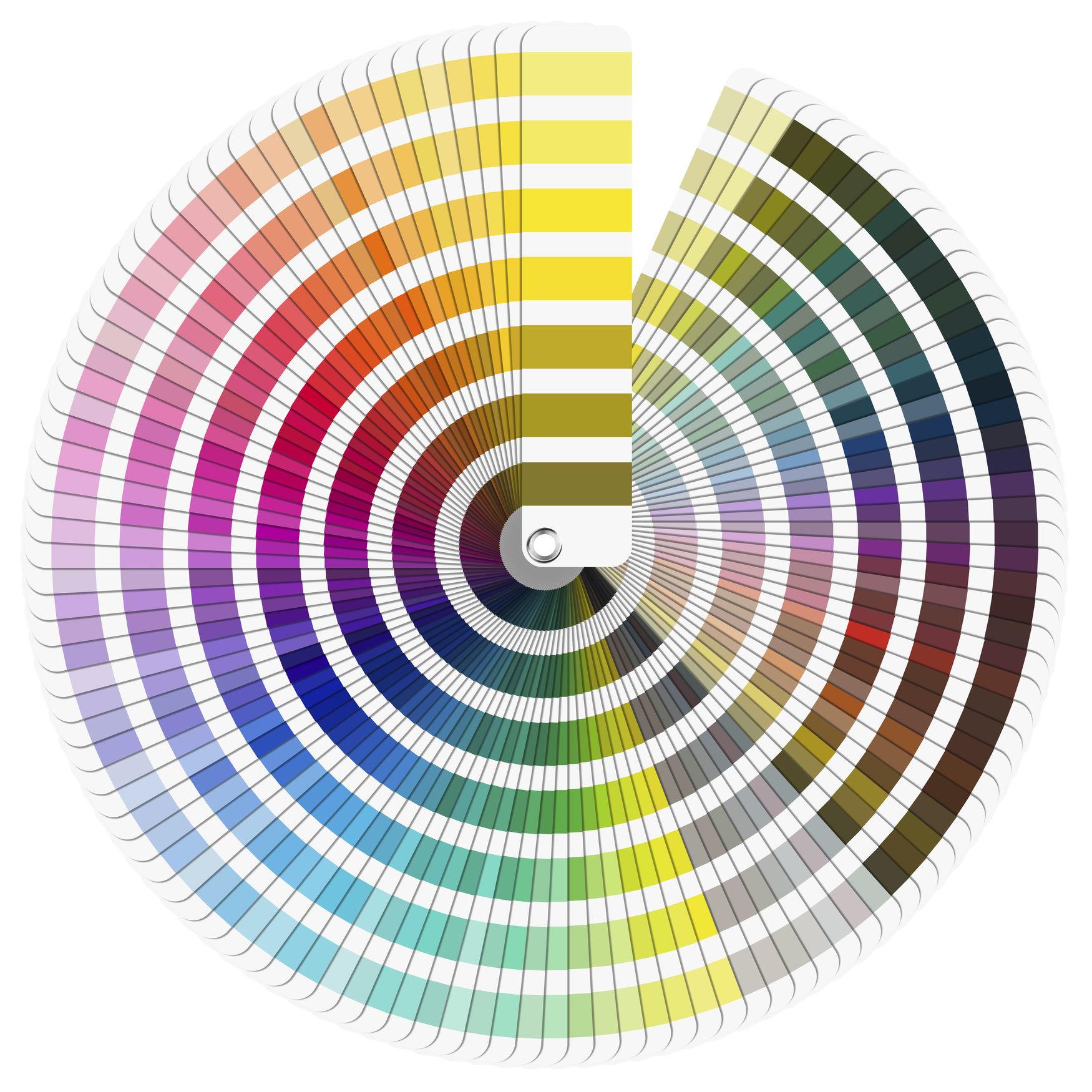 pantone - Pantone Color Book